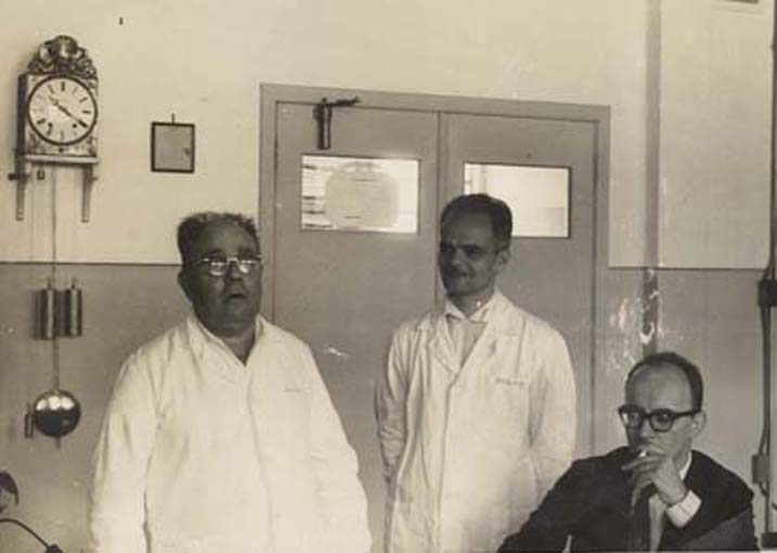 Instituto Butantã Paulo Enéas Galvão, Casaretto e Sebastião Baeta Henriques. 1965, São Paulo - SP