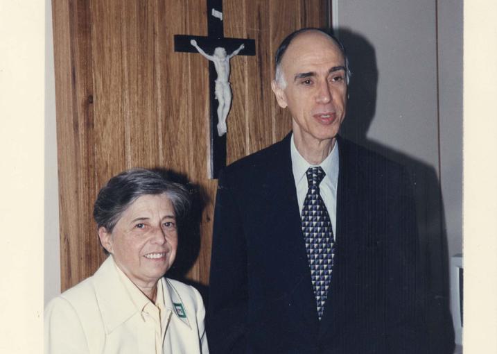 52ª Reunião Anual da SBPC, realizada em Brasília (DF). Glaci Theresinha Zancan e Marco Antônio de Oliveira Maciel.