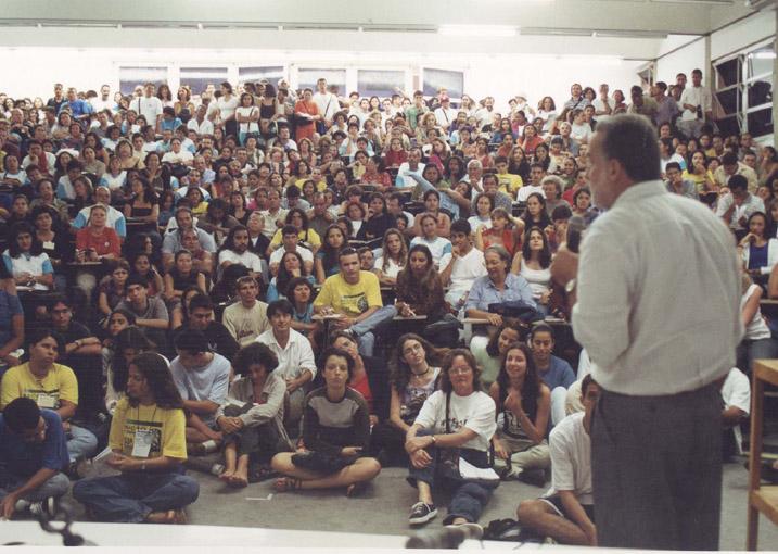 53º Reunião Anual SBPC Julho de 2001, Salvador - BA.
