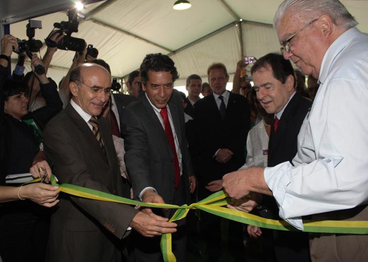 62ª Reunião Anual da SBPC, realizada em Natal (RN) , em julho de 2010. Abertura da Expo T&C.