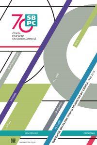 Cartaz - 70 anos da SBPC