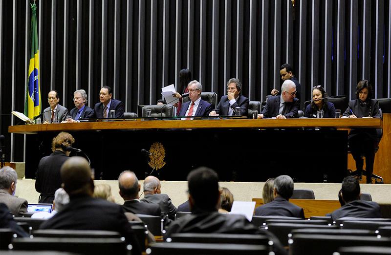 SBPC promove debate sobre o presente e o futuro da CT&I nacional em comissão geral da Câmara dos Deputados, em 12 de julho. (Foto: Luis Macedo/Câmara dos Deputados)