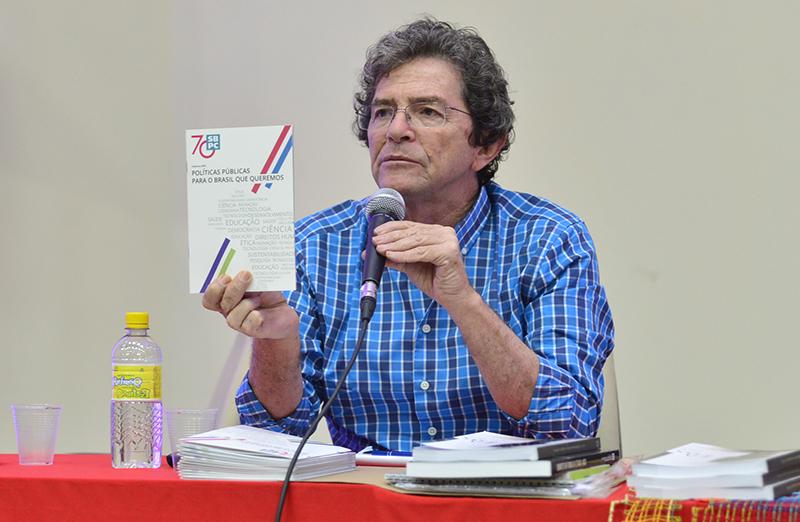 SBPC apresenta resultado dos Seminários Temáticos com demandas para candidatos durante a 70ª Reunião Anual