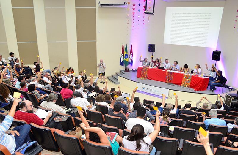 Assembleia Geral de Sócios da SBPC aprova nove moções  e manifesto em prol da C&T, da Educação, do Desenvolvimento Sustentável e da Democracia no País