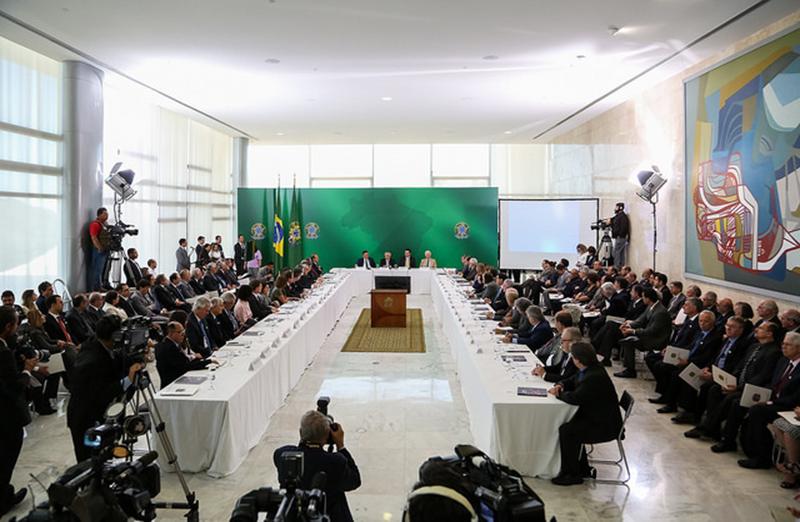 Após quase dois anos, Conselho Nacional de Ciência e Tecnologia (CCT) se reúne e entidades pedem fim de contingenciamentos; a reunião foi realizada nessa quarta-feira, 1º de agosto, no Palácio do Planalto, em Brasília