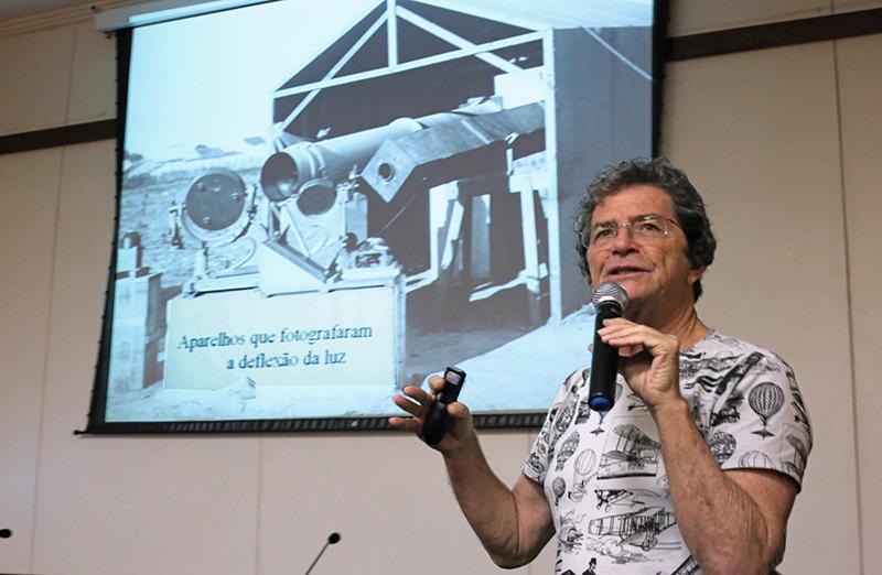 Em palestra no Instituto Nacional de Tecnologia, em 30 de agosto, Ildeu Moreira contextualizou a história desse feito e seu significado para a ciência