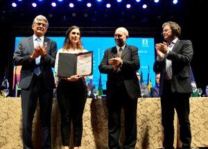 Entrega do Prêmio José Reis