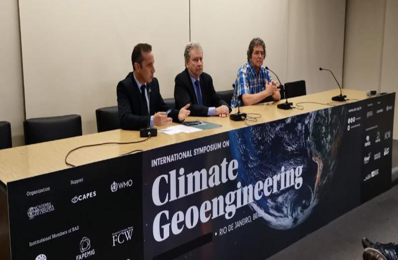 Reunião sobre a implementação do instituto nacional de pesquisas oceânicas foi realizada em 16 de julho, na sede da ABC, no Rio de Janeiro.