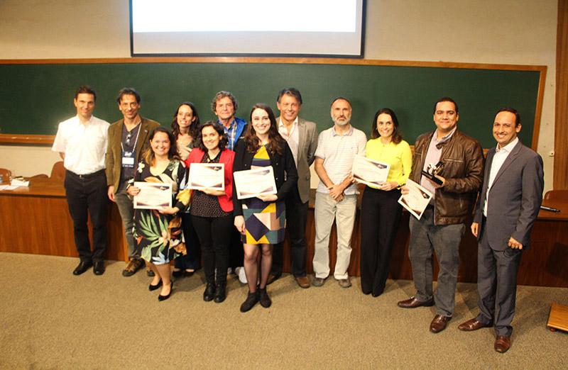 Os vencedores do Prêmio IMPA-SBM de Jornalismo 2019 foram anunciados em 30 de julho, durante o 32º Colóquio Brasileiro de Matemática, no Instituto de Matemática Pura e Aplicada (IMPA). A premiação teve a presença do presidente da SBPC, Ildeu Moreira.