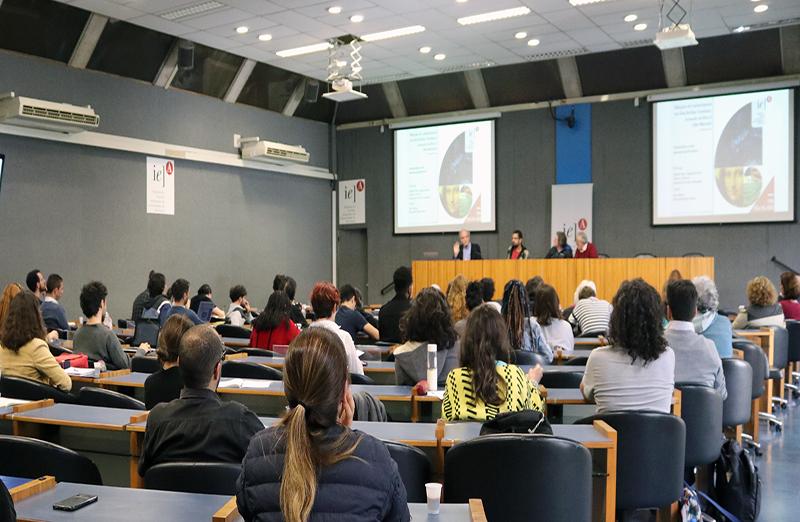 Mesa-redonda sobre as 'relações do conhecimento em dois artistas cientistas - Leonardo da Vinci' foi realizada no dia 15 de agosto, em São Paulo