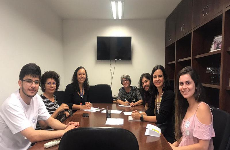 A Iniciativa para Ciência e Tecnologia no Parlamento (ICTP.br) mobilizou, em 02/10, 46 entidades científicas, acadêmicas e tecnológicas para a Marcha pela Ciência no Congresso Nacional. (Foto: Divulgação)