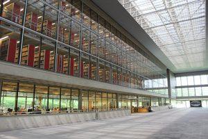 Instituto de Estudos Brasileiros da Universidade de São Paulo (IEB/USP). Foto: Acervo SBPC